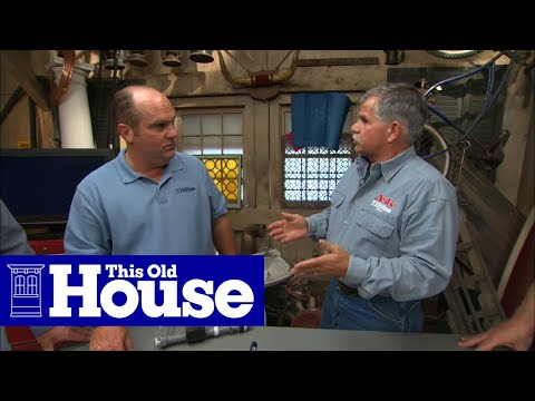 How to Fix a Noisy Faucet | This Old House