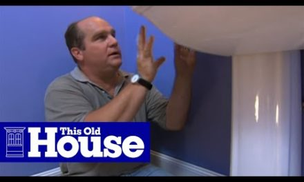 How to Replace a Pedestal Sink Pop-Up Assembly | This Old House