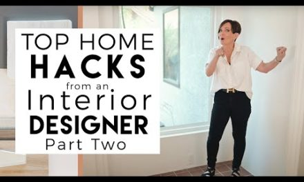 INTERIOR DESIGN | 10 Clever Home HACKS (Part Two)