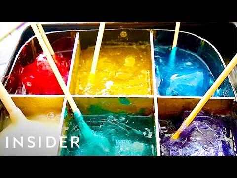 Sculpting Japanese Candy Art