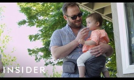 Baby Seat Makes Carrying Your Child Easier