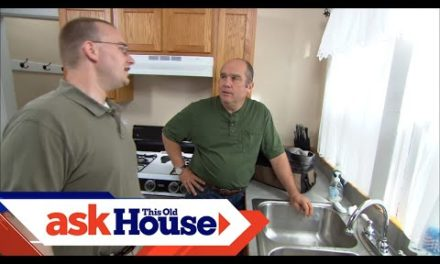 How to Install a Touchless Kitchen Faucet | Ask This Old House