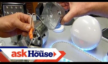 How to Use LED Lighting | Ask This Old House