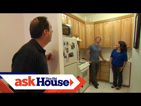 How to Add Task Lighting to a Kitchen | Ask This Old House