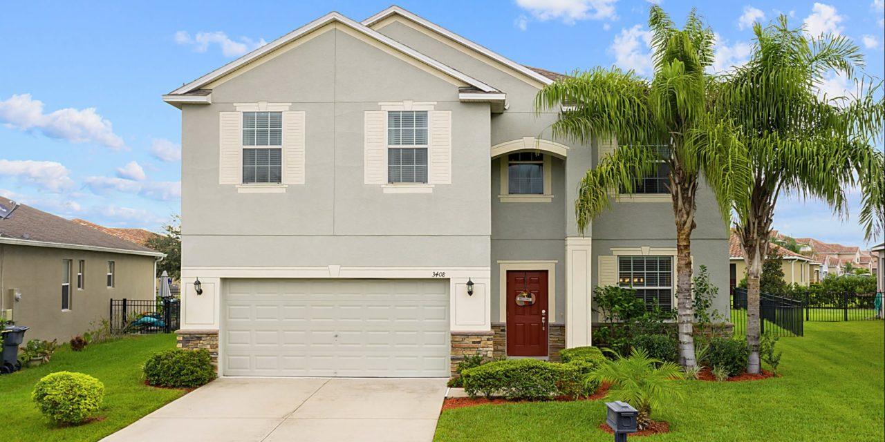 3408 Cortland Drive, Davenport, FL 33837