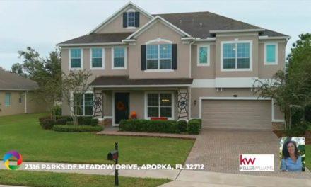 2316 Parkside Meadow Drive, Apopka, FL 32712