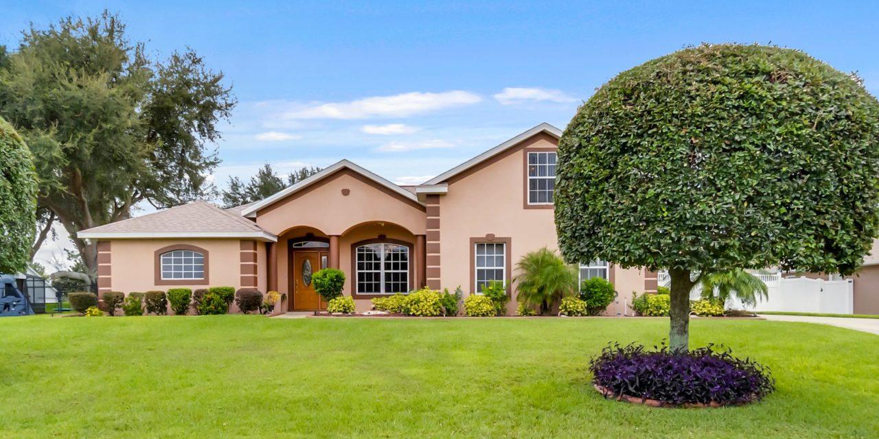 10821 Vineyard Court, Clermont, FL 34711