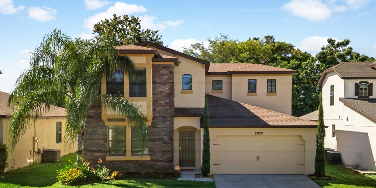 2920 Whistlewood Drive, Orlando, FL 32810