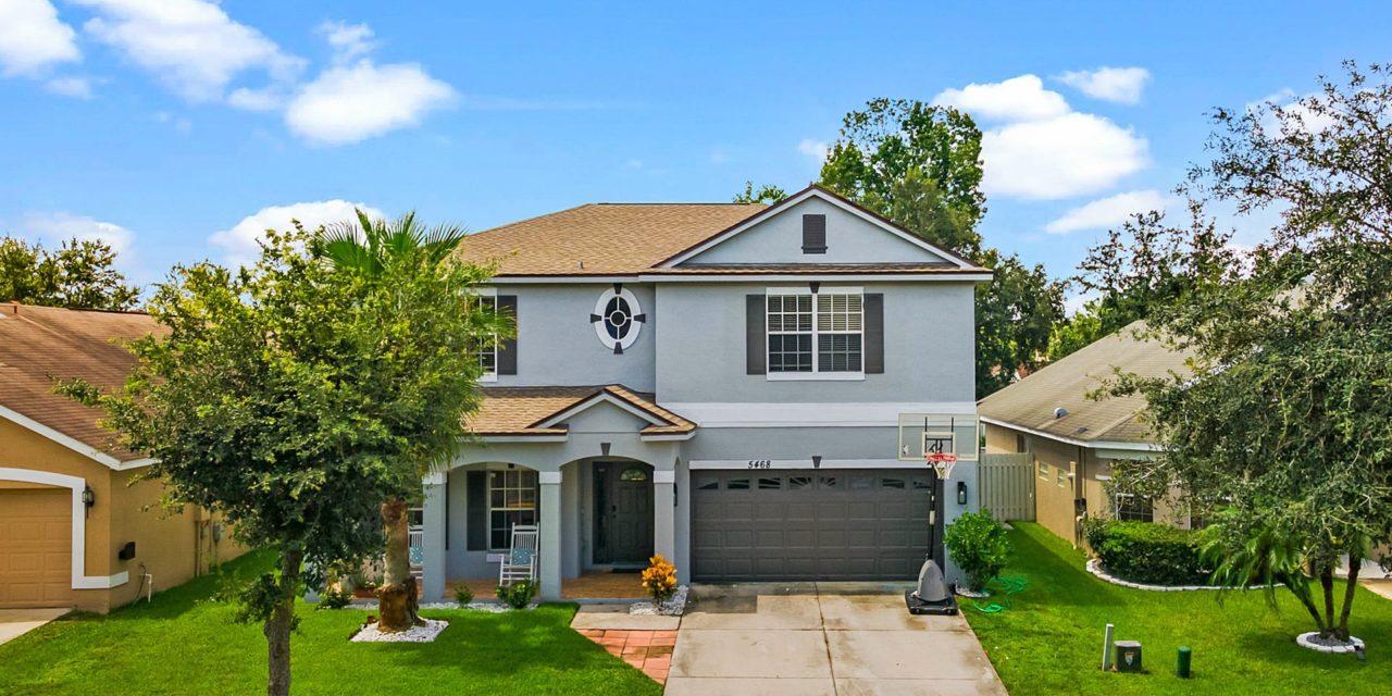 5468 Florence Harbor Drive, Orlando, FL 32829 (Branded)