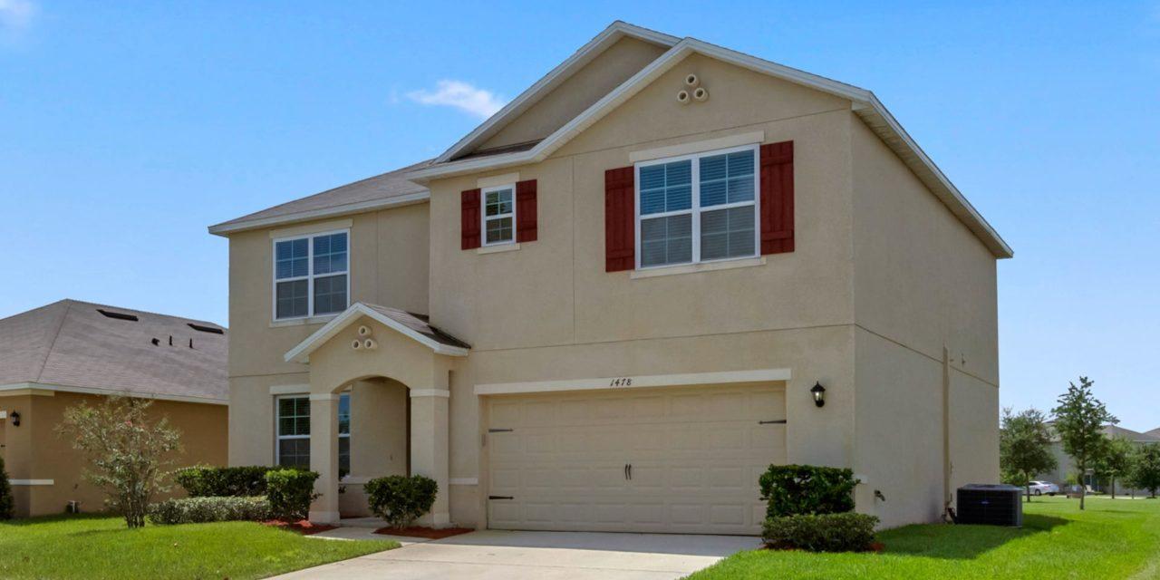1478 Log Canyon Street, Kissimmee, FL 34744