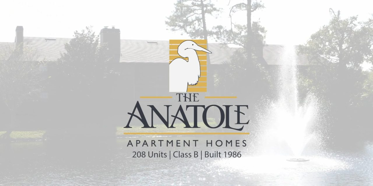 The Anatole Apartment Homes