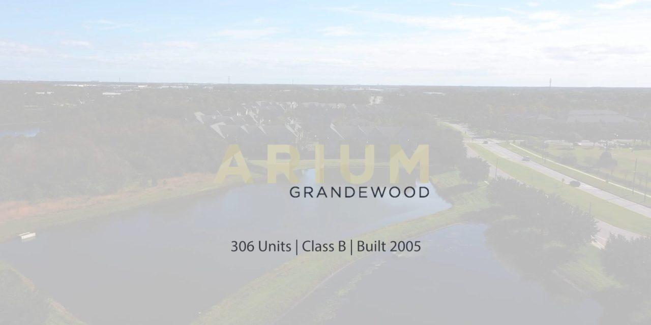 Arium Grandewood Luxury Apartment Homes