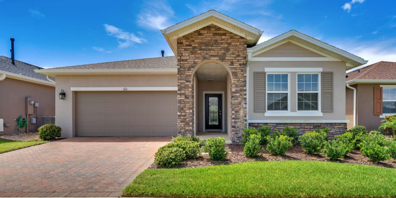 904 Tidal Pond Drive, Groveland, FL 34736