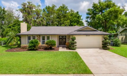 8619 Port Sudan Court, Orlando, FL 32817