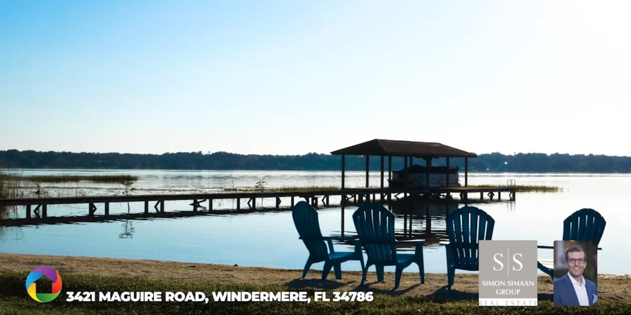 3421 Maguire Road, Windermere, FL 34786