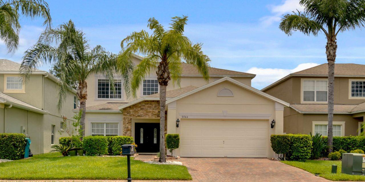 9744 Nonacrest Drive, Orlando, FL 32832