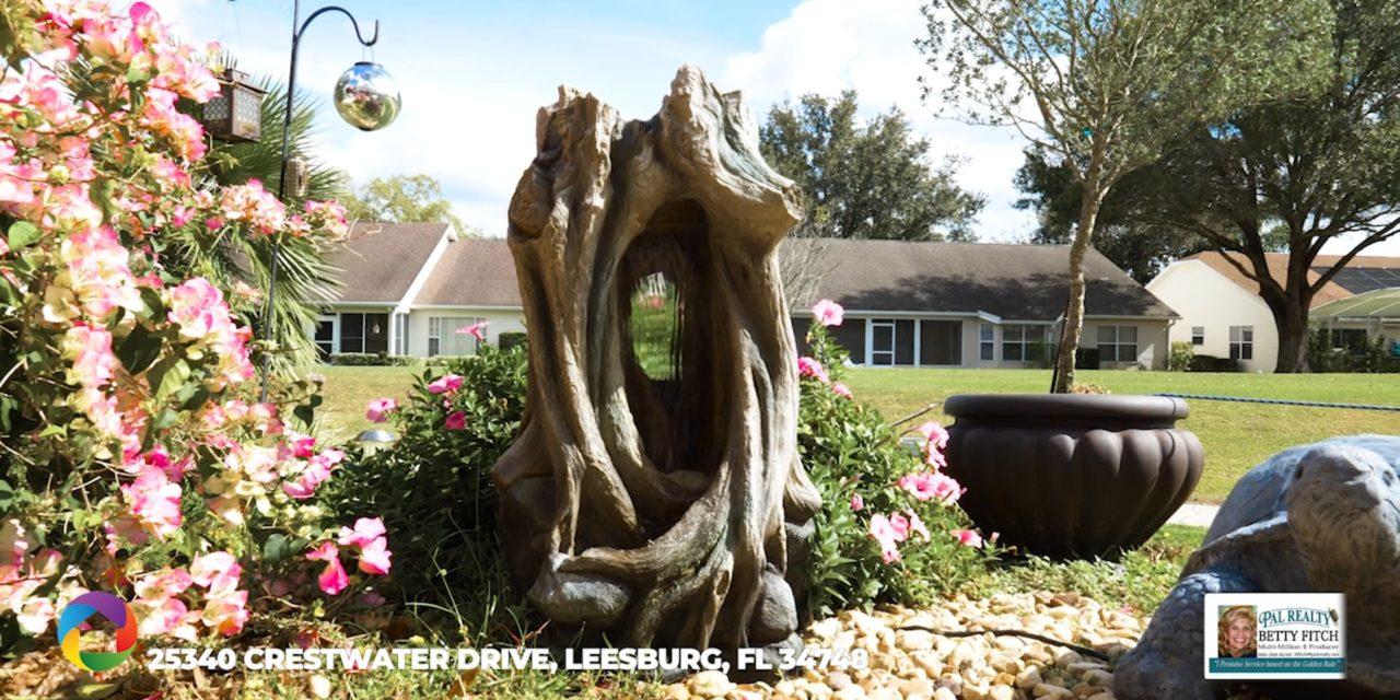 25340 Crestwater Drive, Leesburg, FL 34748