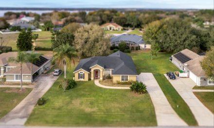 12601 Lake Ridge Circle, Clermont, FL 34711