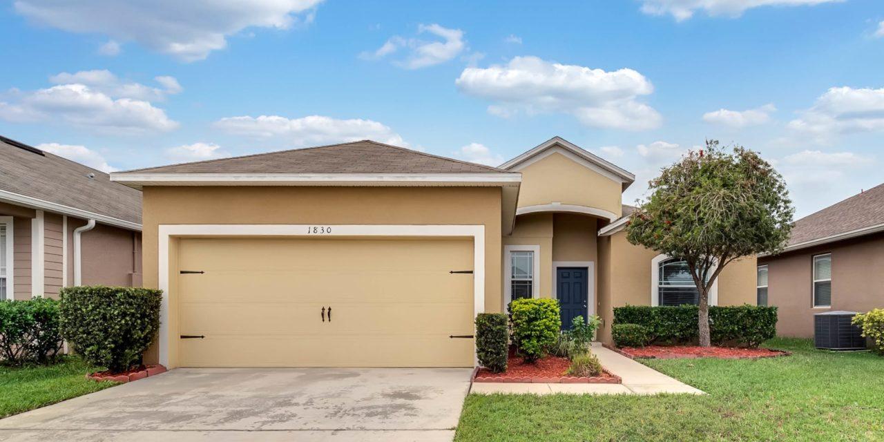 1830 Centennial Avenue, St. Cloud, FL 34769