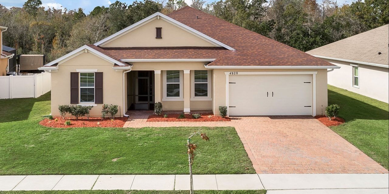4920 Whistling Wind Avenue, Kissimmee, FL 34758