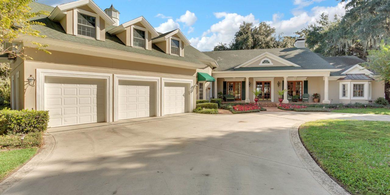 1110 North Lakeshore Boulevard, Howey-in-the-hills, FL 34737