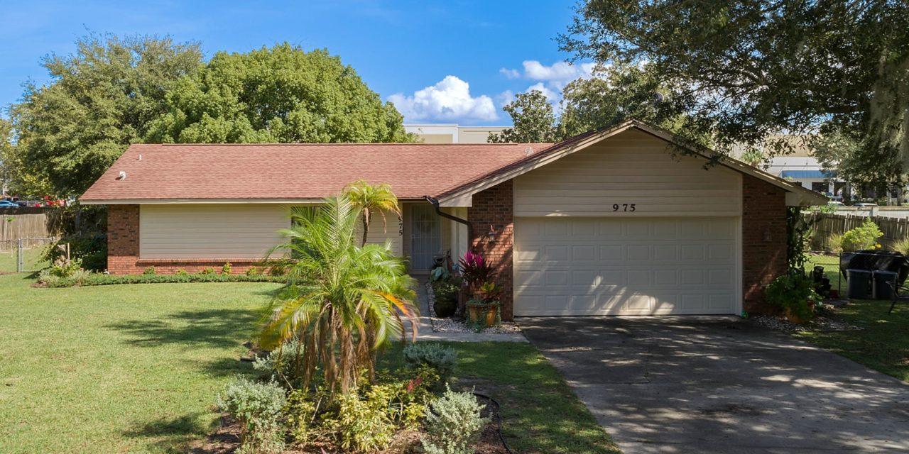 975 North Elder Road, Sanford, FL 32771