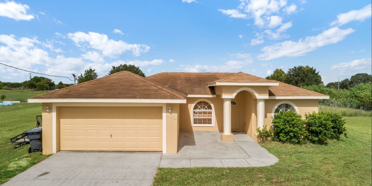 183 Bradbury Road, Haines City, FL 33844