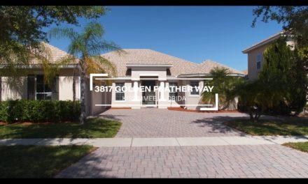 3817 Golden Feather Way, Kissimmee, FL 34746