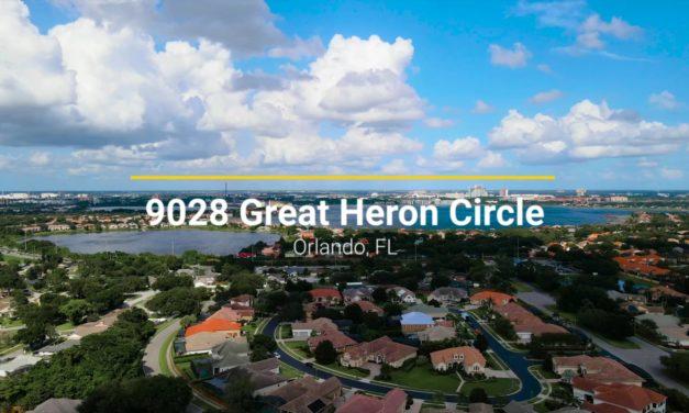 9028 Great Heron Circle, Orlando, FL 32836