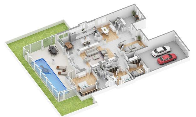 Matterport & Zillow 3D Overview Documents